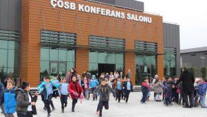 ÇOSB Konferans Salonu